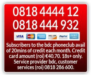 irish credit card number